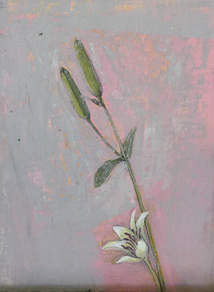 Blumen im Raum 005 | Bea Merkel
