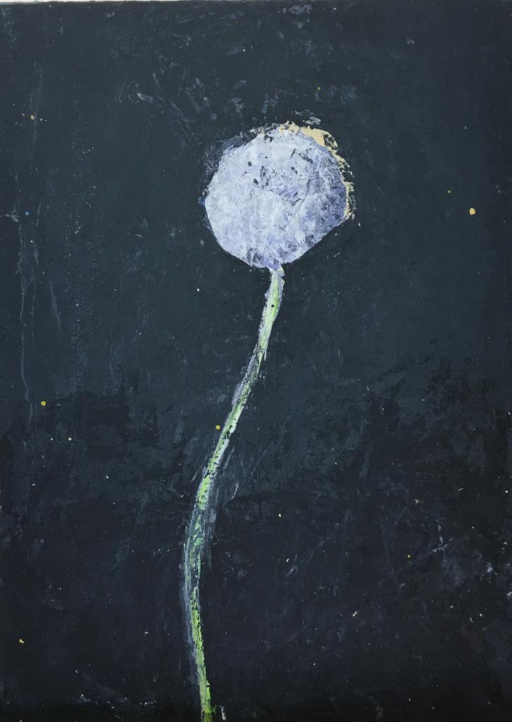 Blumen im Raum 004 | Bea Merkel