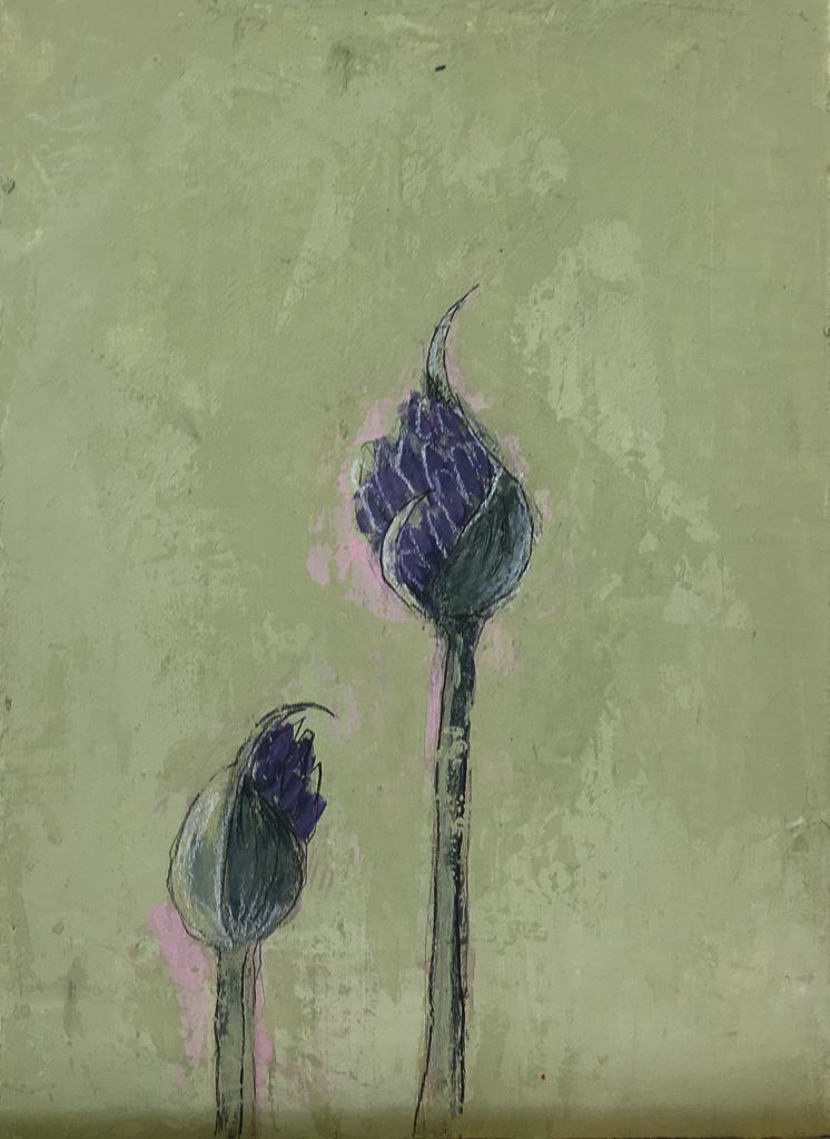 Blumen im Raum 003 | Bea Merkel